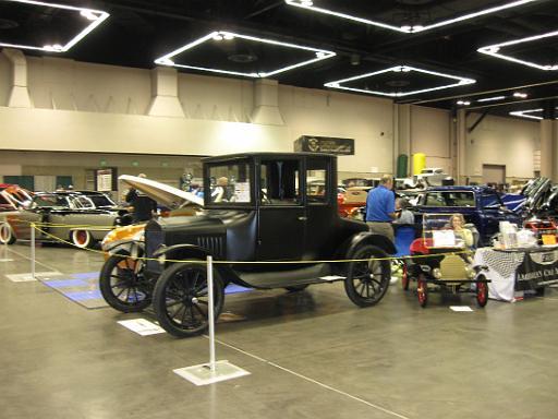 Walden Galleria Car Racing